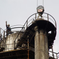 benzol torony