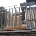kokszoló blokk átépítés